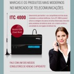 E-mail MKT Módulo GSM Intelbras